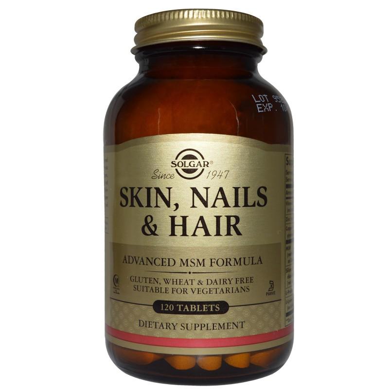 Какие витамины для ногтей и волос