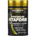 ALLMAX Nutrition, Premium Vitaform, для мужчин мощный мультивитаминный комплекс, 60 таблеток