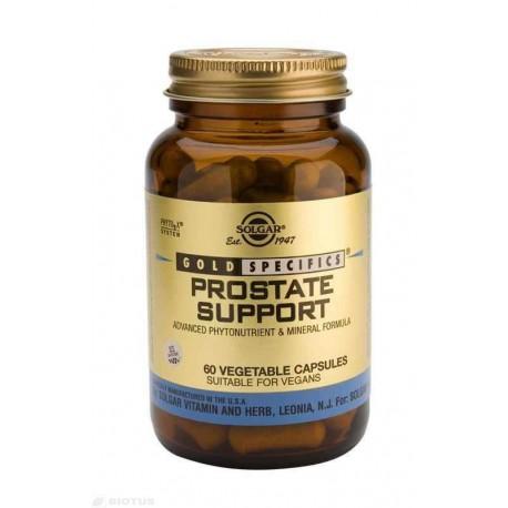 Здоровье простаты (Prostate Support), Solgar, 60 капсул